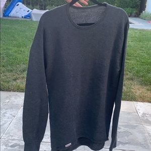 Men Woolpower Pullover